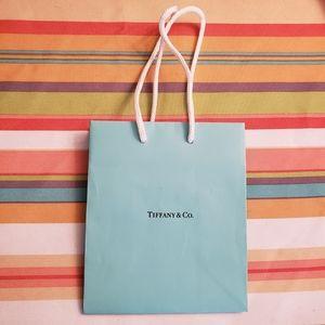 Tiffany Bag EMPTY